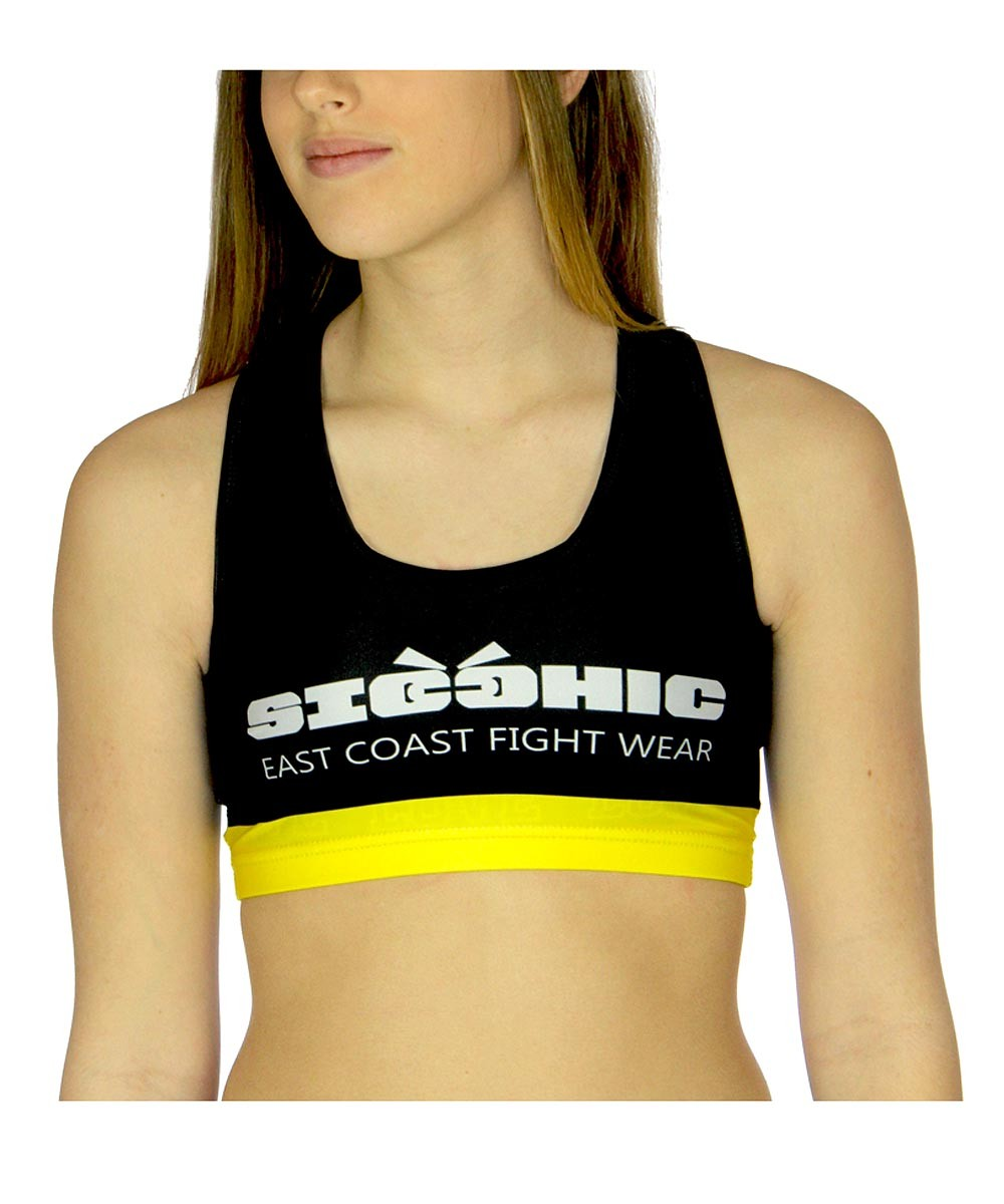 SicChic® EAST COAST Sports Bra