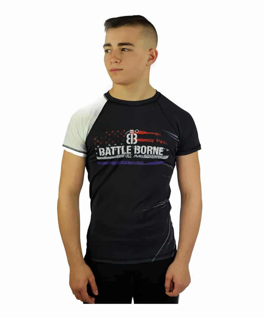 Battle Borne Charity Rash Guard