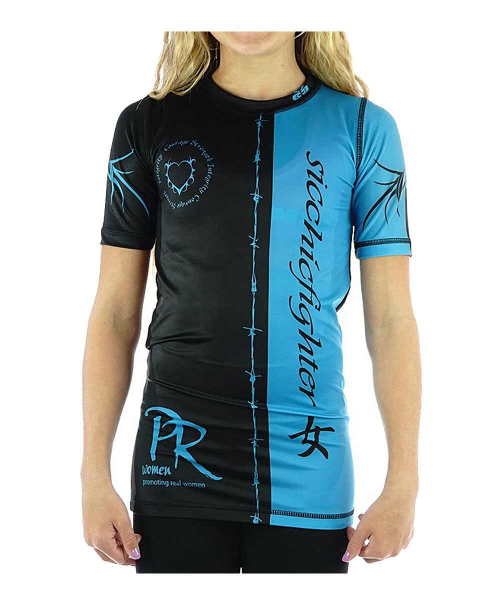 Underdogs Rise Rash Guard