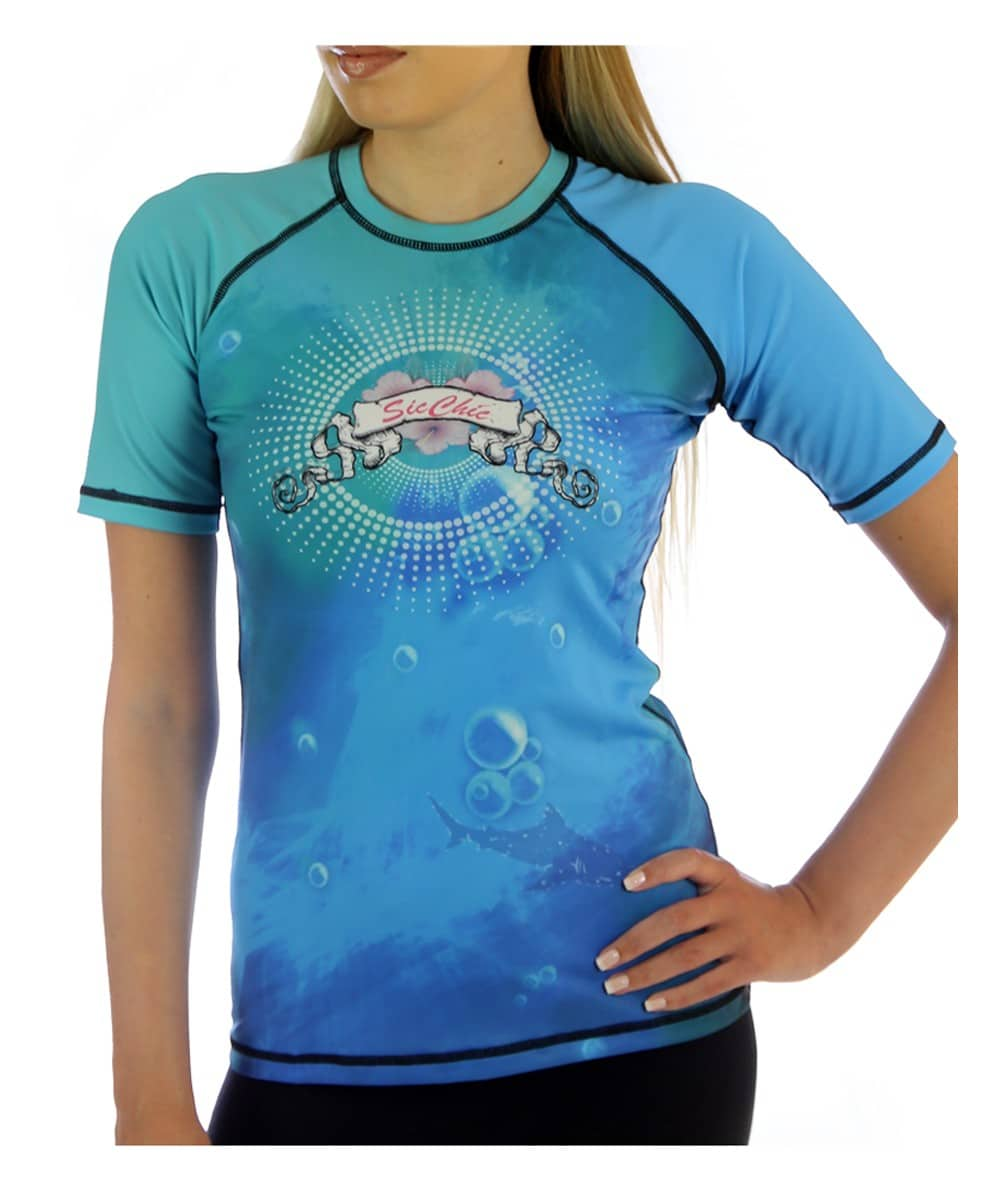 Deep Sea Rash Guard