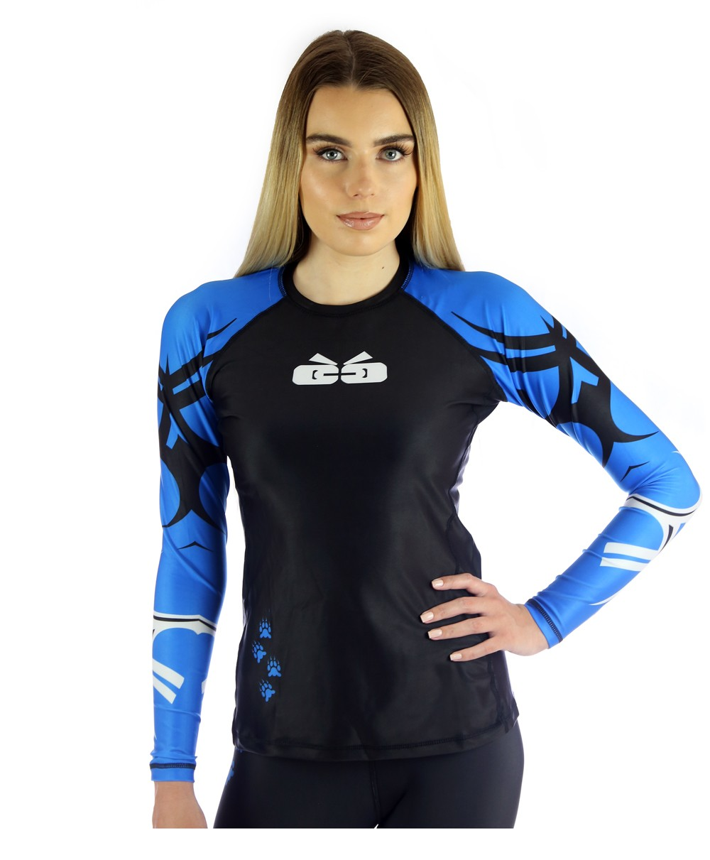 """Mat Monster"" Rash Guard"
