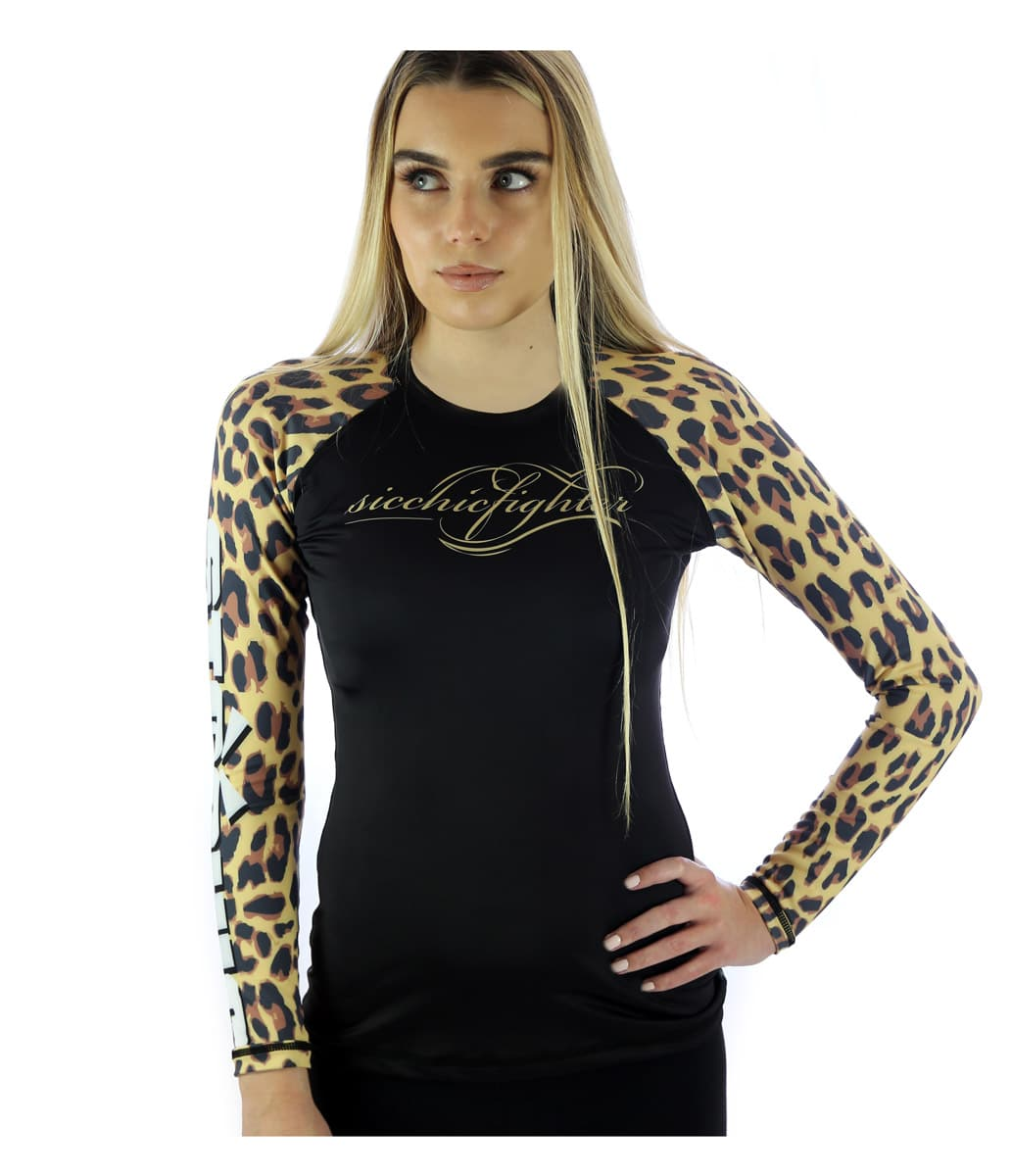Pantera Pardus Rash Guard